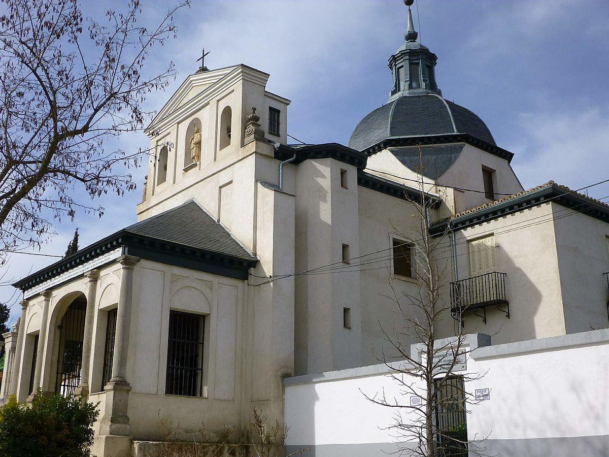 Carabanchel wikipedia la enciclopedia libre - Puerta bonita espana ...