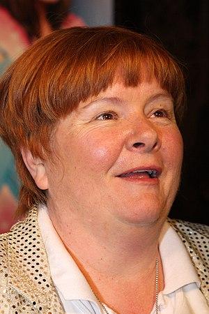 Magda Szubanski - Szubanski in character at the Kath & Kimderella film premiere, August 2012