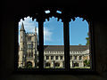 Magdalen College - cloister through a window 2.jpg
