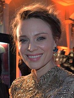 Magdalena Boczarska Polish actress