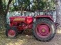 Mahindra B275 DI Tractor at Pogallapalli.jpg