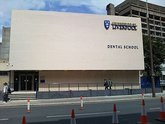 University of Liverpool School of Dentistry - Main Dental School Building