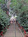 Main approach to Idate-jinja shrine.JPG