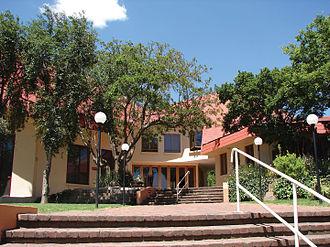 Michael Mount Waldorf School - Main entrance to Michael Mount Waldorf School