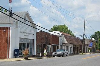 Salem, Kentucky - Main Street downtown