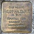 Mainbernheim Stolperstein Hausmann, Philipp.jpg