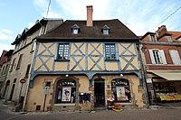 Maison 2 rue des Serruriers à Montluçon en juillet 2014 - 1.jpg