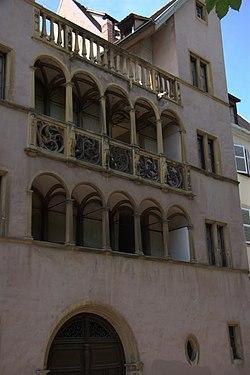 Maison des Chevaliers de St Jean, Colmar.jpg