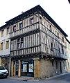 Maison pans bois 11 rue Moulins rue Merle Charlieu 2.jpg