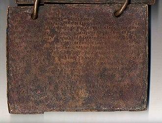 Maitraka dynasty - Image: Maitraka plate 2