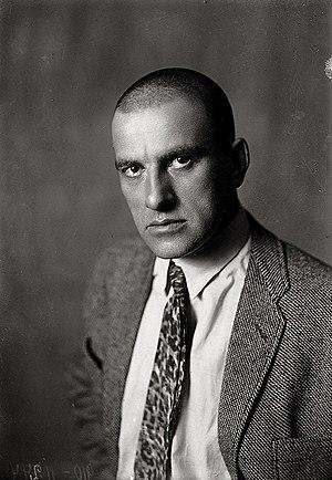 Vladimir Mayakovsky cover