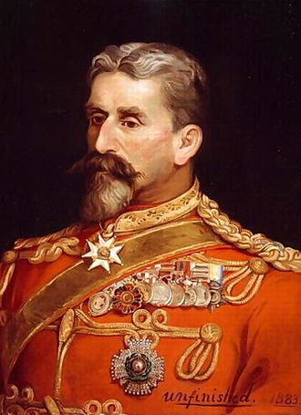 Charles MacGregor - Image: Major General Sir Charles Metcalfe Macgregor Kcb Csi Cie 1883