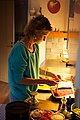 Making hamburgers (7636990438).jpg
