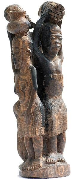 Vajarstvo kao umetnost 242px-Makonde_carving_2