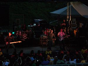 Venezuelan rock - Venezuelan Rock band Malanga.