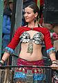 Malea preparing to start the sword dance (4778550425).jpg