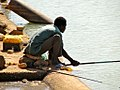 Man fishing in Burkina Faso, 2009.jpg