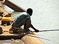 Man fishing in Burkina Faso, 2009.jpg