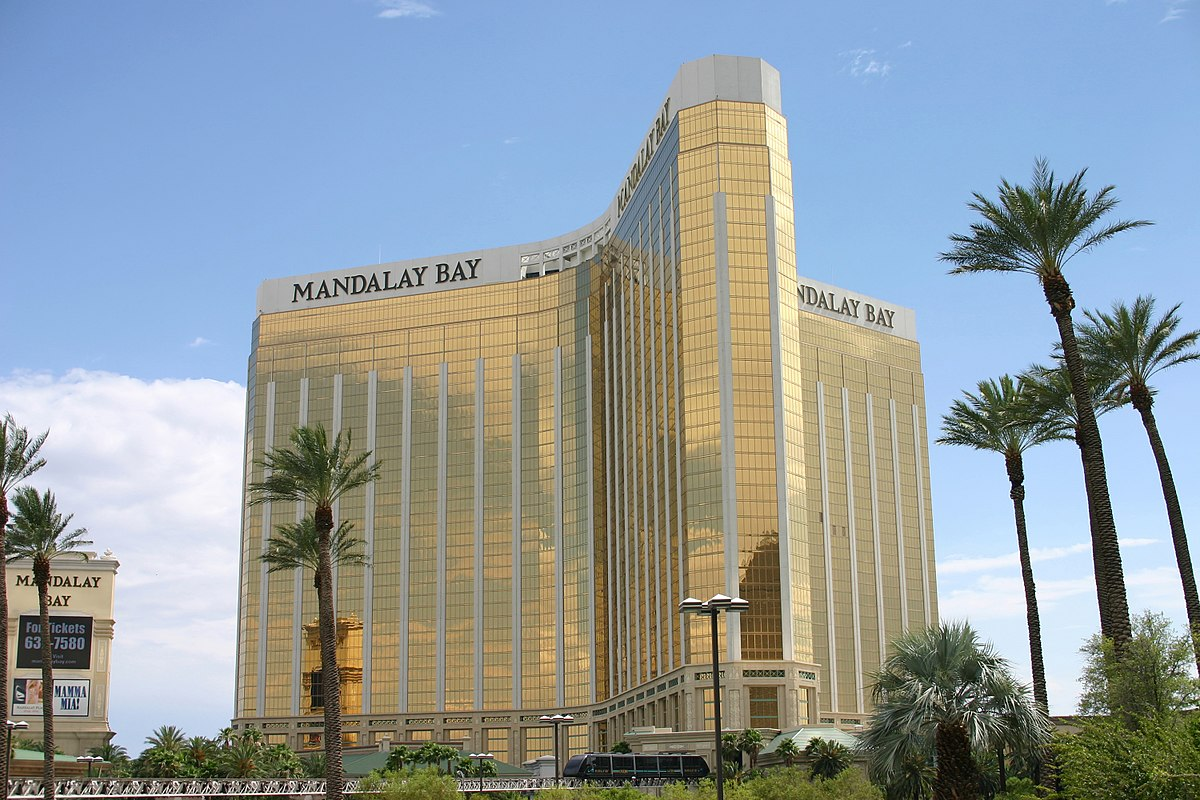 mandalay bay casino w las vegas