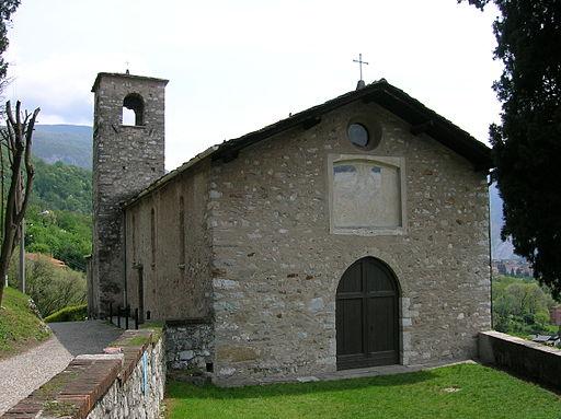 Mandello del Lario, chiesa di San Giorgio