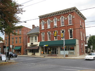Manheim, Pennsylvania - Manheim, Pennsylvania