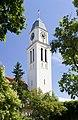 Mannheim Wallstadt Turm Christ-König-Kirche 20100731.jpg