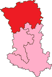 Deux-Sèvress 3rd constituency Constituency of the French Fifth Republic