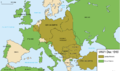 Map Europe WW1 Frontlines as of 1916.png