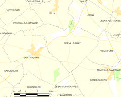 Map commune FR insee code 14268.png