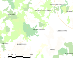 Map commune FR insee code 15222.png