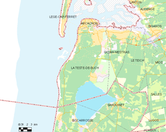 Map commune FR insee code 33529.png