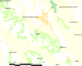 Map commune FR insee code 64557.png