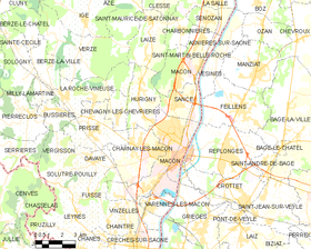 Map commune FR insee code 71270.png
