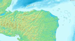Map of Honduras Demis.png