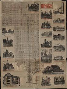 Houston Heights  Wikipedia