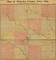 Map of Mahaska County, Iowa, 1895. LOC 2012587712.jpg