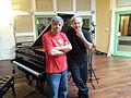 Marc Minier et Richard Clayderman 3 (2012).jpg