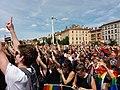 Marche des Fiertés 2018 à Lyon - Pont Bonaparte - Cortège 10.jpg