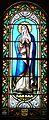 Marcillac-Saint-Quentin (Saint-Quentin) église vitrail chapelle sud.JPG