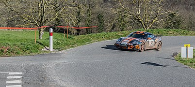 Marcou Stephane in Rallye de Marcillac 2018 (01).jpg
