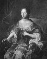 Maria Amalia,1653-1711, prinsessa av Kurland lantgrevinna av Hessen-Kassel