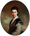 Maria Fedorovna by Ivan Tyurin (1869, GIM).jpg