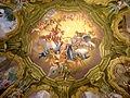 Maria Taferl Fresko - Kuppel 2 Marienkrönung.jpg