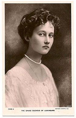 Marie Adélaïde, Grand Duchess of Luxembourg.jpg