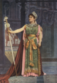 Marie Delna as Didon in Les Troyens à Carthage by Berlioz - Opéra-Comique, Paris 1892.png