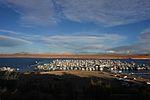 Marina on Lake Powell, Near Page Arizona (3448805945).jpg