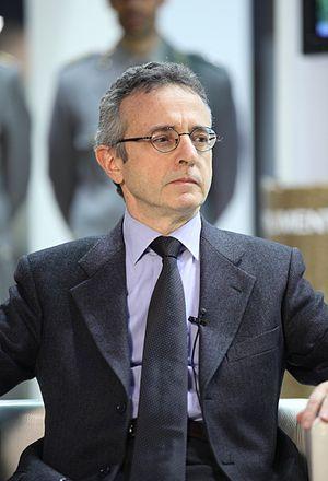 Mario Catania - Image: Mario Catania, Ministro delle politiche agricole alimentari e forestali