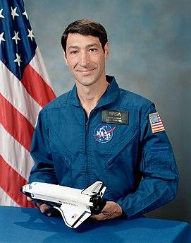 Mario Runco Jr. American astronaut