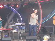 Mark Forster beim Bochum Total 2012