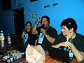 Mark Ruolin con ex compañeros.jpg